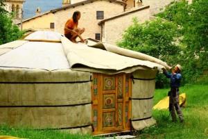 yurta building