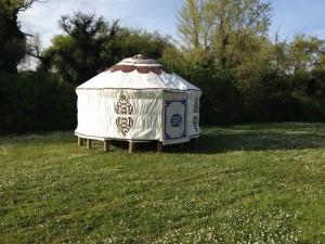 yurta montata